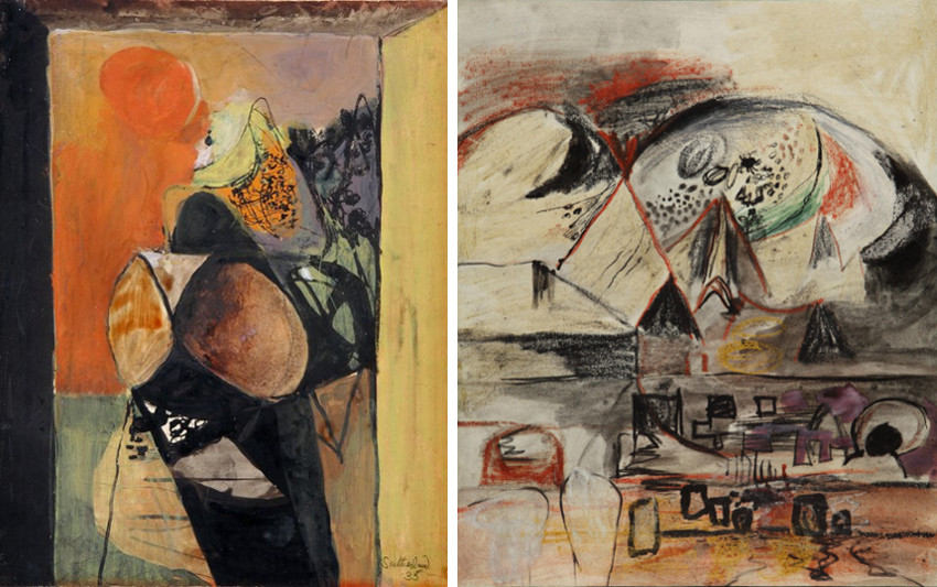 Graham Sutherland privacy terms of search policy for new main national London home on view at gallery