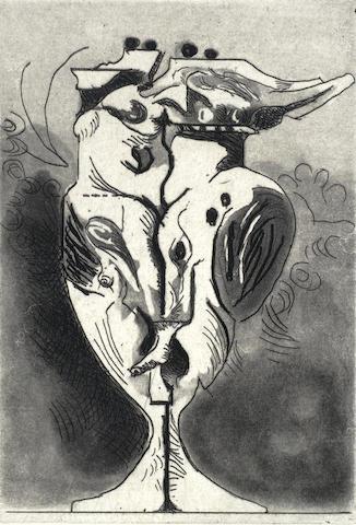 Graham Sutherland-Sutherland Sketchbook-1973