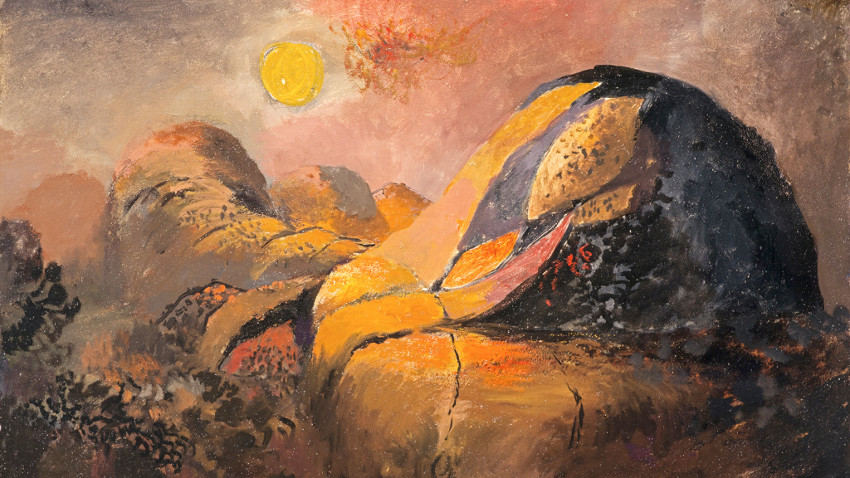 Graham Sutherland on view and search at new national british main modern home gallery