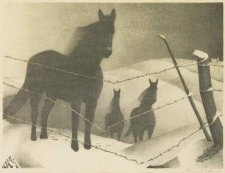 Grant Wood-February-1940