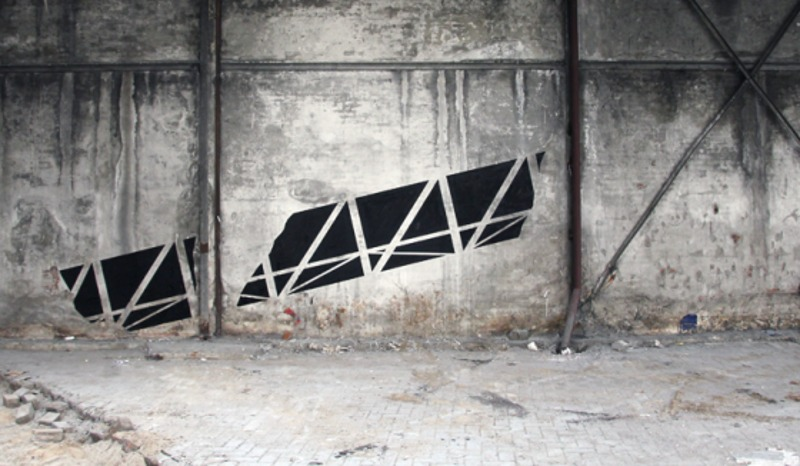 Graphic Surgery - Abandoned #2 - various locations, 2010-2015