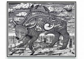 Grayson Perry - Animal Spirit, 2016