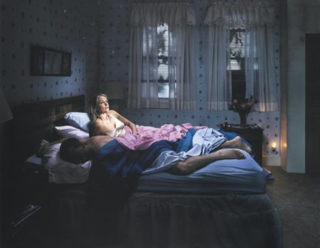 Gregory Crewdson-Untitled (Awake)-2001