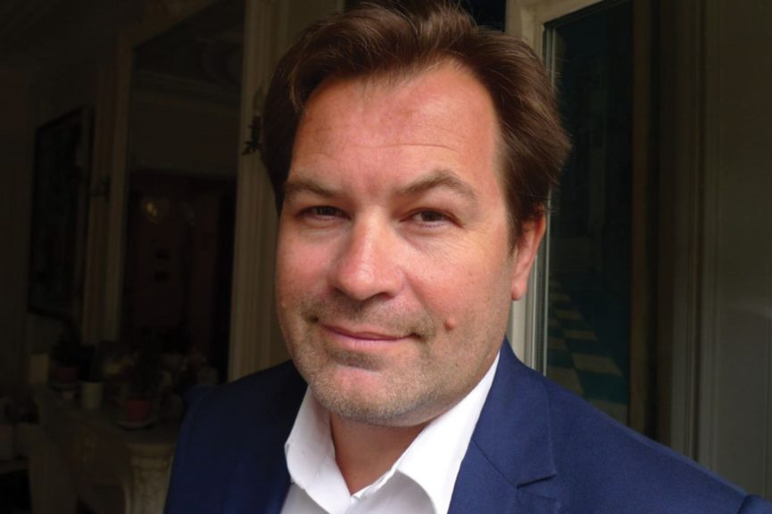 Innovations and Global Reach - Talk with Art Paris Fair Director Guillaume Piens