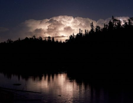 Guillaume Simoneau Photography Presents Experimental Lake at Stephen Bulger Gallery