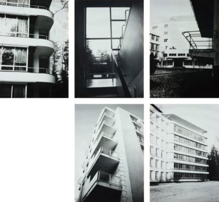 Gunther Forg-Architektur II-1993