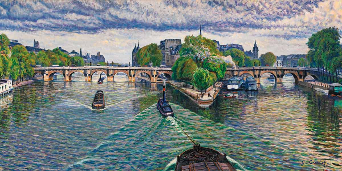 Gustave Cariot