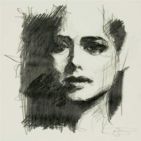 Guy Denning-Preparatory Drawing 0737-2008