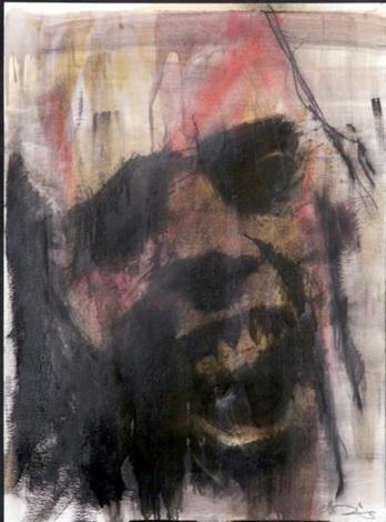 Guy Denning-Screaming Head 2-2007
