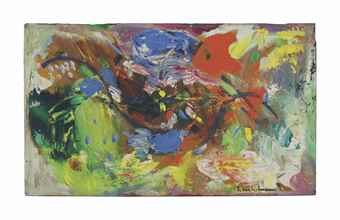 Hans Hofmann-Enhancement-1956