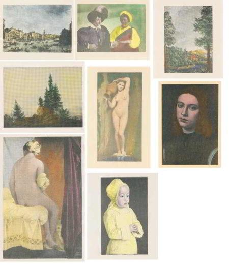 Hans-Peter Feldmann-Untitled (Alte Meister)-1978