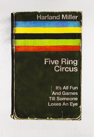 Harland Miller-Five Ring Circus-2012