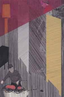 Havard Homstvedt-Room Divider-2006