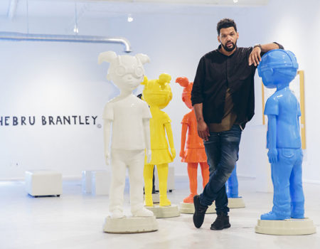 Vertical Gallery Presents a Hebru Brantley Art Exhibition this February
