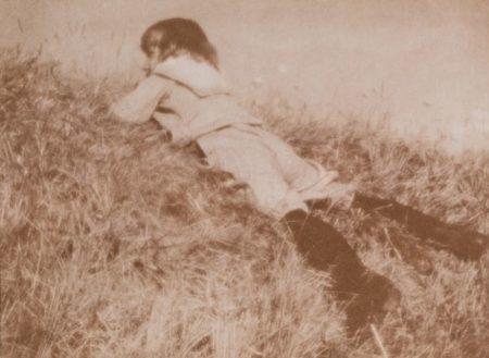Heinrich Kuhn-Hans Im Gras-1906