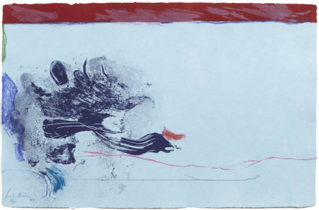 Helen Frankenthaler-In the Wings-1987