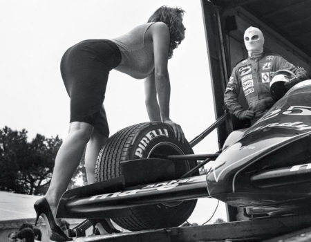 Pirelli Calendar and the Long History of Beauty and Eros