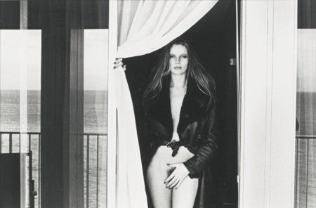 Helmut Newton-Veruschka Nice-1975