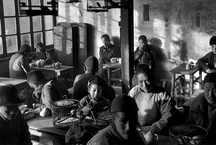 print Henri Cartier-Bresson - Beijing, 1948