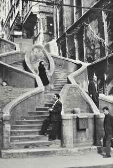 Henri Cartier-Bresson-Istanbul, Turkey-1964
