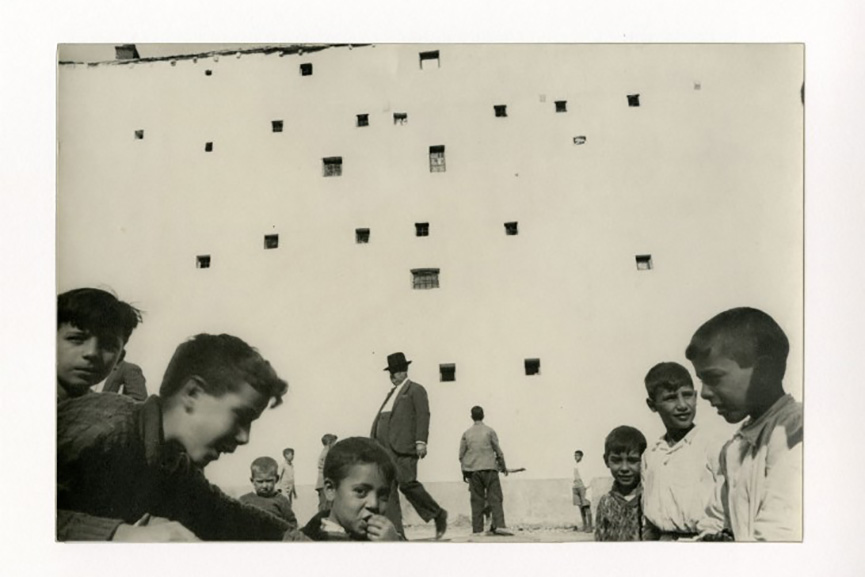 Henri Cartier-Bresson - Madrid, 1933. © Henri Cartier-Bresson, Magnum Photos, HCB Fondation Collection