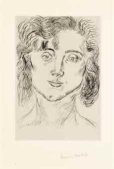 Henri Matisse-Cinquante Dessins-1952
