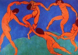Henri Matisse - Dance. Image via wikiart.org