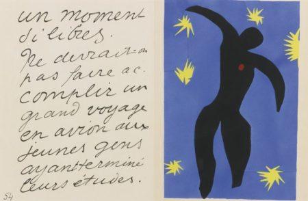 Henri Matisse-Icare-1947