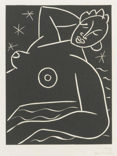 Henri Matisse-Le Fregate-1938
