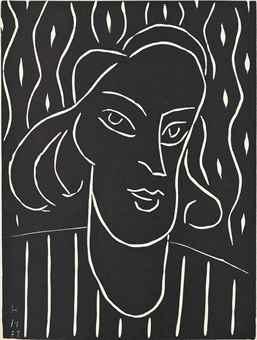 Henri Matisse-Teeny-1938