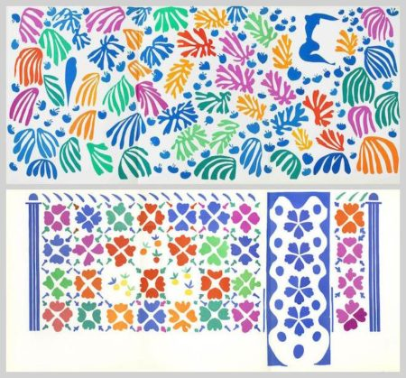 Henri Matisse-Verve: Volume IX, 35 & 36 (Last Works of Matisse 1950-54)-1958
