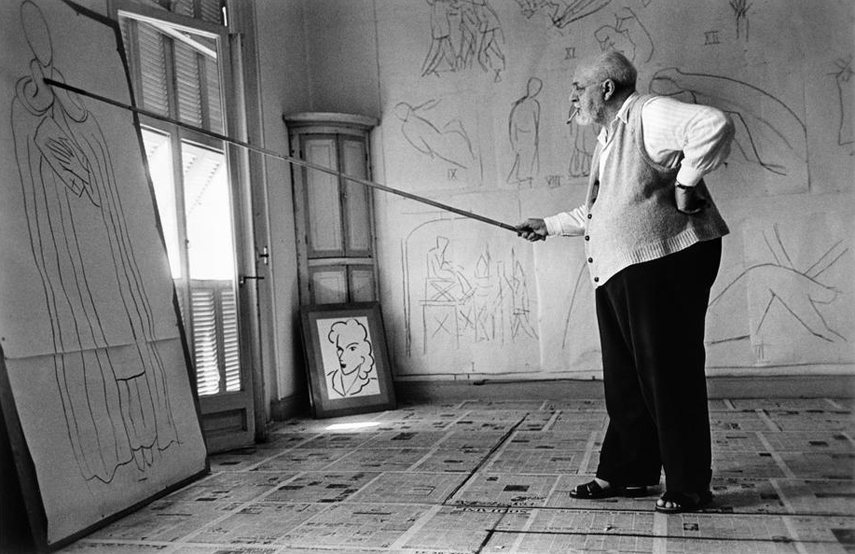 Painting of Greta Moll by Henri Matisse was Stolen from the ...