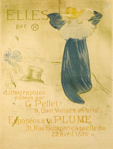 Henri de Toulouse-Lautrec-Elles-1896