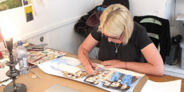 Henrietta Harris - artist