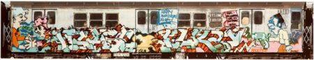 Henry Chalfant-Kase el Kay-1980