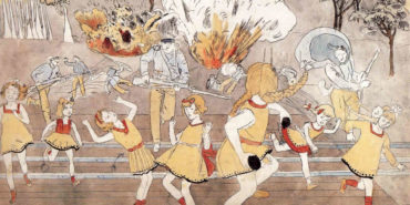 Henry Darger - profile image page darger's folk realms unreal girls museum darger's