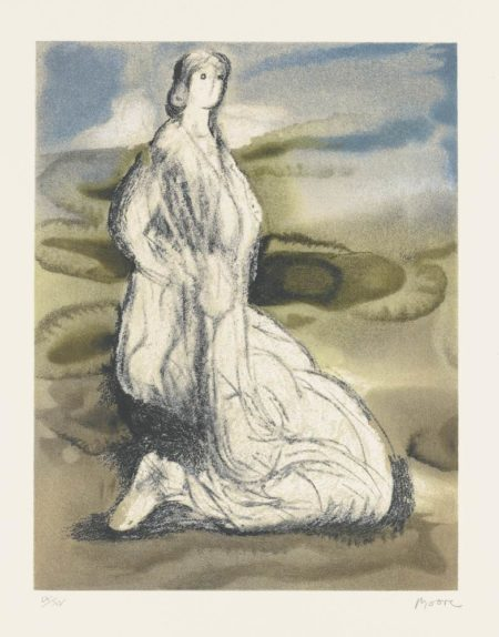 Kneeling Woman-1982