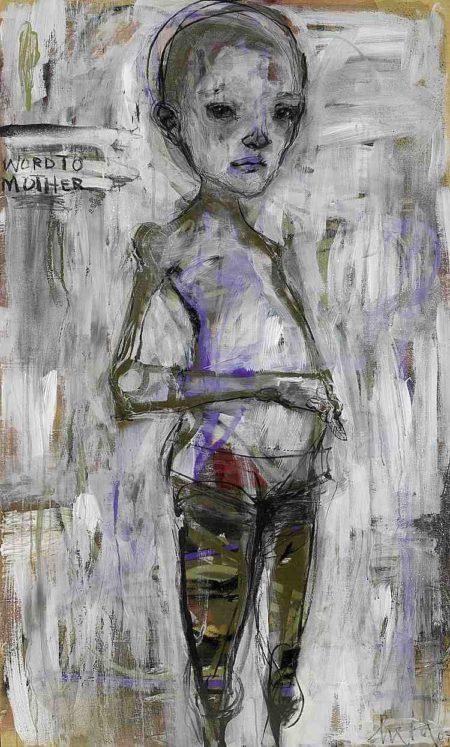 Herakut-Word to Mother-2008