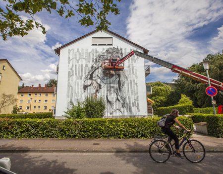 Heidelberg Welcomes the Third Edition of METROPOLINK Urban Art Festival this June!