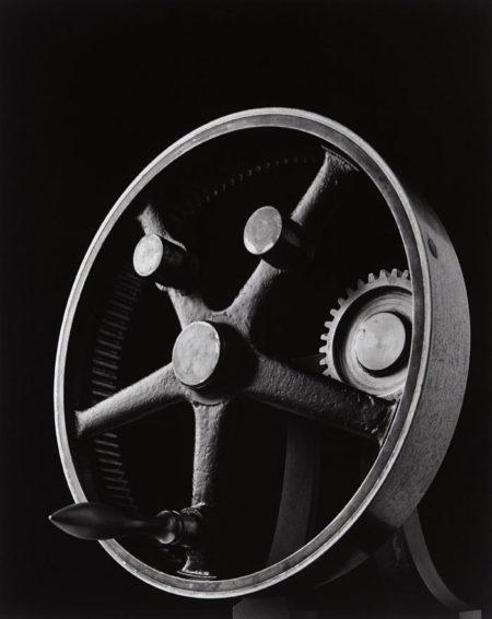 Hiroshi Sugimoto-Mechanical Form 0039-2004
