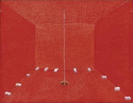 Hiroshi Sugito-Red Alert-1998