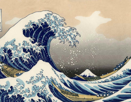 The Great Hokusai - Why do We Still Obsess over that Japanese Wave Painting ?