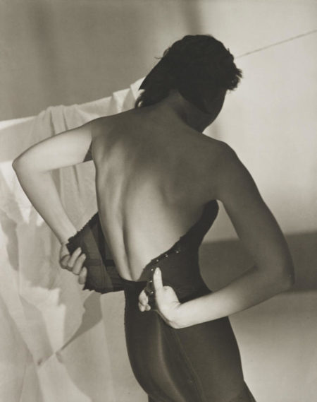 Horst P. Horst-Black Corset-1948