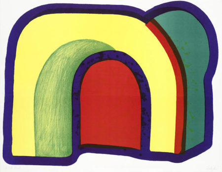 Howard Hodgkin-Arches-1968