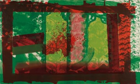 Howard Hodgkin-Bleeding-1982