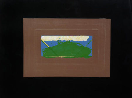 Howard Hodgkin-Indian View G-1971