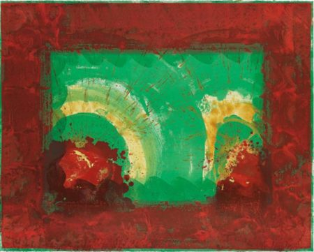 Howard Hodgkin-Monsoon-1988