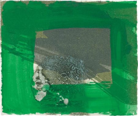 Howard Hodgkin-Rain-2002