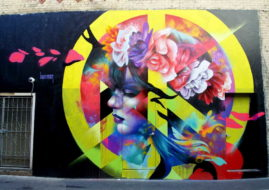 Hueman - Boheme, San Francisco, 2015. Image via huemannature.com