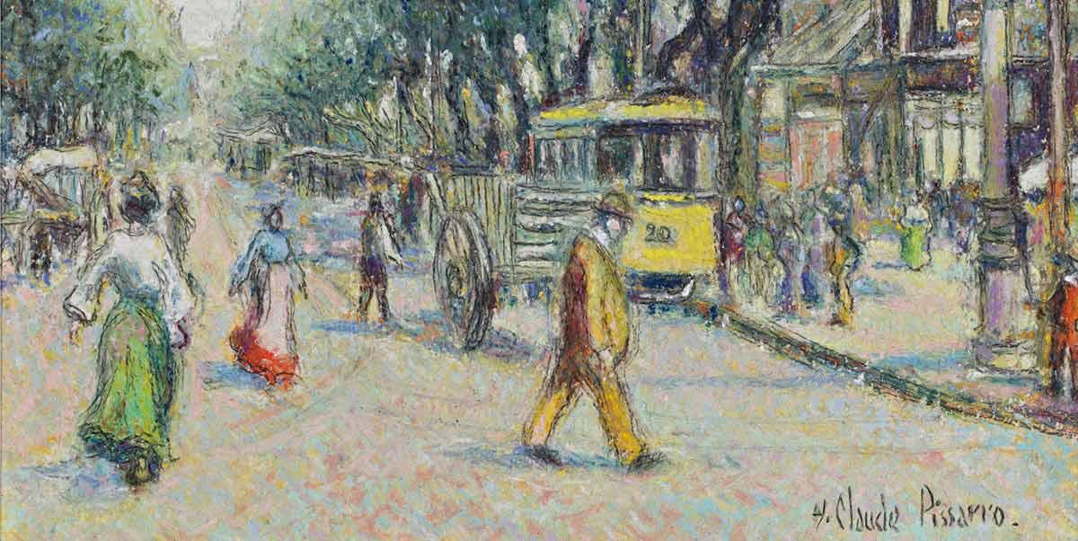 Hugues Claude Pissarro